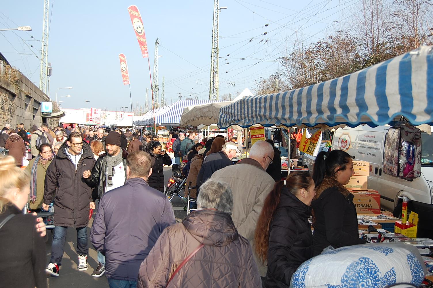 Troedelmarkt Koeln